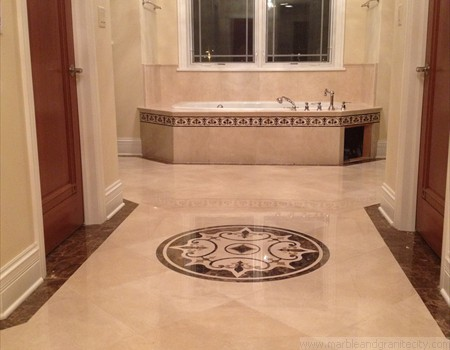 Master Bath- Chesterton Indiana